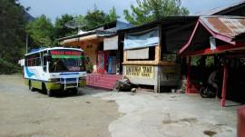 Rumah makan Bunga Tana, tempat saya beristirahat dalam perjalanan dan menikmati deppa tori